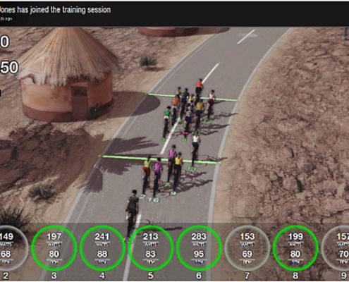 Système de biking Spivi 365
