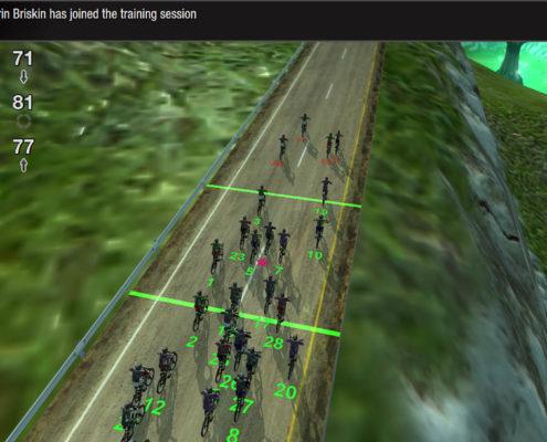 Système de biking Spivi