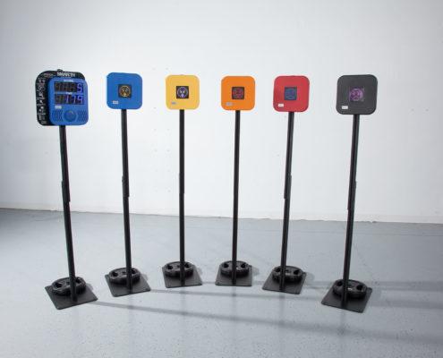 cibles interactives Smartfit